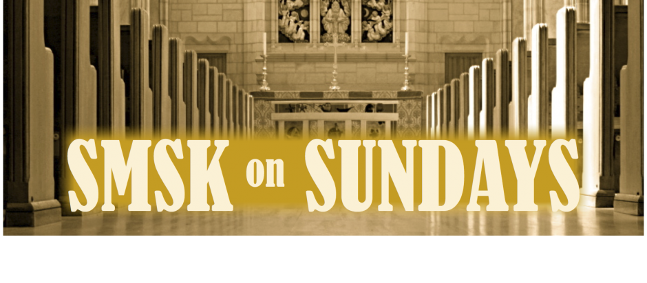 SMSK on Sundays - All are welcome!